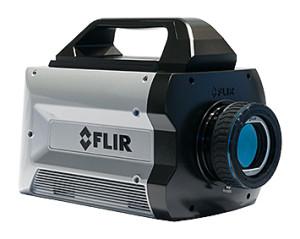 FLIR X6900sc thermal camera